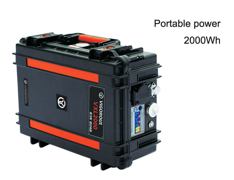 Can the Portable Power Station have the UPS function?
